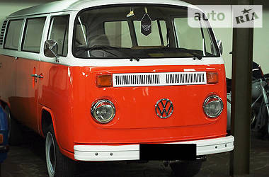 Volkswagen T2 (Transporter) 1975 в Запорожье