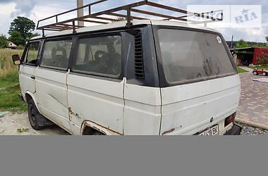 Легковий фургон (до 1,5т) Volkswagen T3 (Transporter) груз-пас. 1987 в Дрогобичі