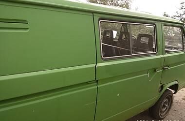 Минивэн Volkswagen T3 (Transporter) груз-пасс. 1986 в Сарнах