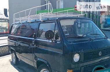 Volkswagen T3 (Transporter) груз. 1986 в Тернополе