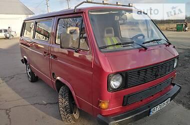 Volkswagen T3 (Transporter) пасс. 1985 в Херсоне
