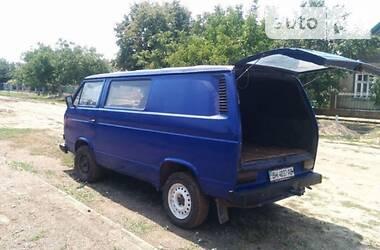 Volkswagen T3 (Transporter) пасс. 1988 в Татарбунарах