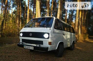 Volkswagen T3 (Transporter) пасс. 1985 в Богодухове