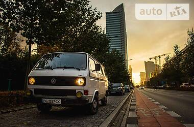 Volkswagen T3 (Transporter) пас. 1989 в Києві
