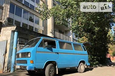 Volkswagen T3 (Transporter) пас. 1981 в Києві