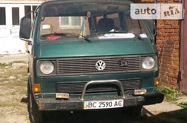 Volkswagen T3 (Transporter) пас. 1985 в Львові