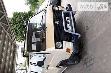 Минивэн Volkswagen T3 (Transporter) пасс. 1987 в Калуше