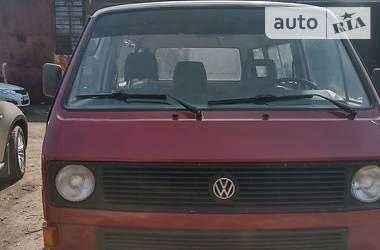 Легковий фургон (до 1,5т) Volkswagen T3 (Transporter) пас. 1990 в Олександрії