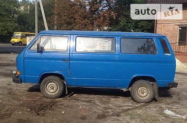 Volkswagen T3 (Transporter) 1987 в Львове