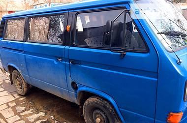 Volkswagen T3 (Transporter) 1986 в Виннице