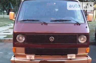 Volkswagen T3 (Transporter) 1985 в Киеве