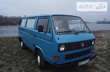 Volkswagen T3 (Transporter) 1991 в Киеве