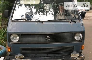 Volkswagen T3 (Transporter) 1986 в Києві
