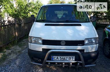 Volkswagen T4 (Transporter) груз-пасс. 2000 в Черкассах