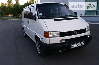 Volkswagen T4 (Transporter) груз-пасс. 2000 в Маріуполі