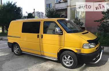 Volkswagen T4 (Transporter) груз-пасс. 2003 в Ивано-Франковске