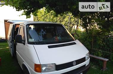 Volkswagen T4 (Transporter) груз-пасс. 1996 в Львові