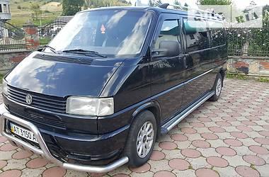 Volkswagen T4 (Transporter) груз-пасс. 2001 в Долине