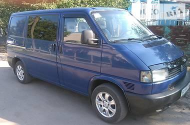 Volkswagen T4 (Transporter) груз-пасс. 2000 в Кропивницком