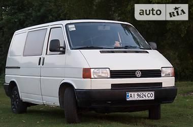 Volkswagen T4 (Transporter) груз-пасс. 1995 в Киеве