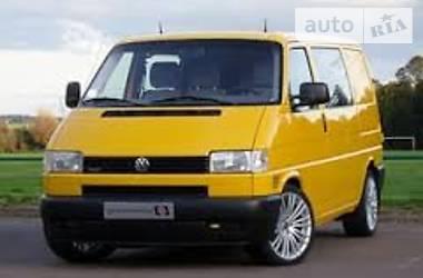 Volkswagen T4 (Transporter) груз-пасс. 2001 в Тернополе