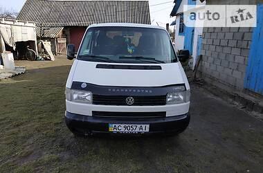 Volkswagen T4 (Transporter) груз-пасс. 2001 в Маневичах