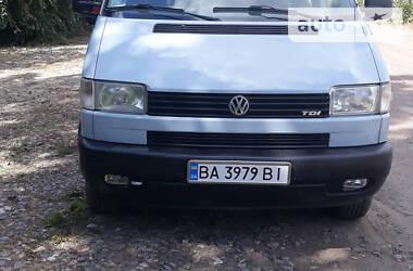 Volkswagen T4 (Transporter) груз-пасс. 1998 в Новоукраинке