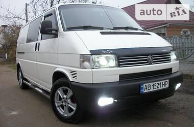 Volkswagen T4 (Transporter) груз-пасс. 2001 в Вінниці