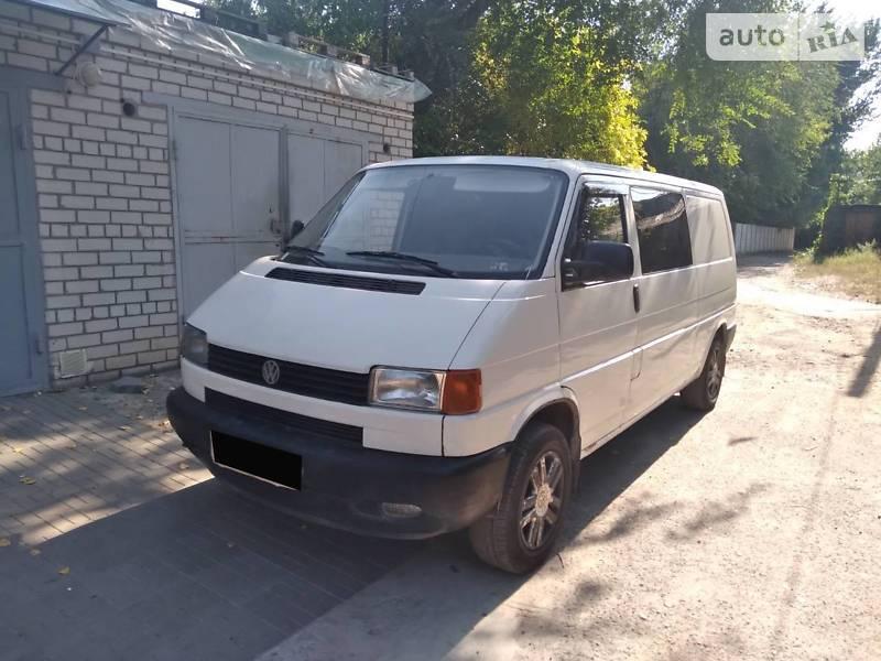 Volkswagen T4 (Transporter) груз-пасс.