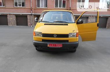 Volkswagen T4 (Transporter) груз. 1999 в Тернополі