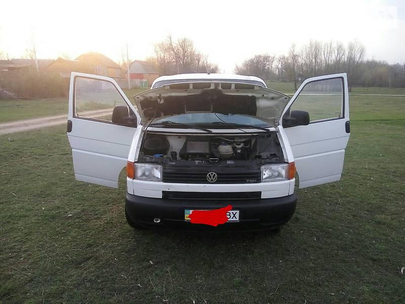 Volkswagen T4 (Transporter) груз 1997 в Виннице