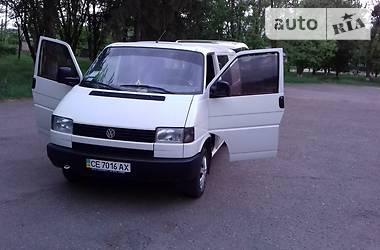 Volkswagen T4 (Transporter) груз 1993