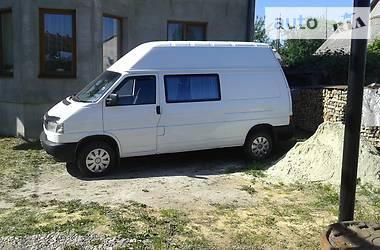 Volkswagen T4 (Transporter) груз 1994 в Рожнятове