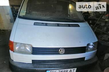 Volkswagen T4 (Transporter) груз 1997 в Зачепиловке