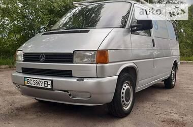 Volkswagen T4 (Transporter) груз. 2002 в Золочеве