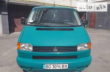 Volkswagen T4 (Transporter) груз. 1997 в Тернополе