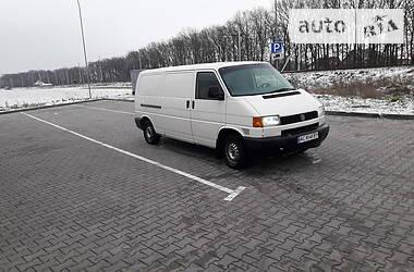 Volkswagen T4 (Transporter) груз. 2002 в Луцке