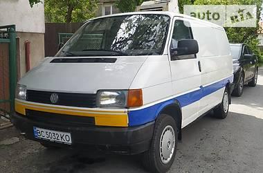 Легковий фургон (до 1,5т) Volkswagen T4 (Transporter) груз. 1996 в Стрию