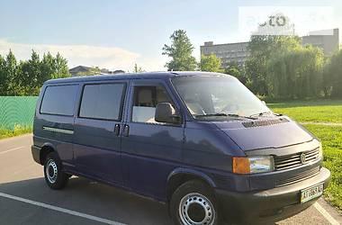 Фургон Volkswagen T4 (Transporter) груз. 2000 в Івано-Франківську