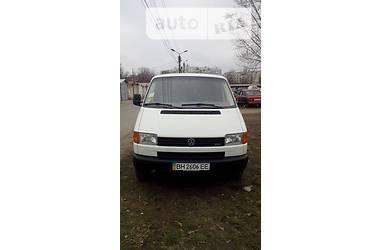 Volkswagen T4 (Transporter) пасс. 2001 в Одессе