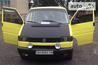 Минивэн Volkswagen T4 (Transporter) пасс. 2001 в Мариуполе