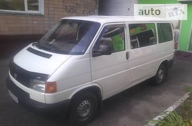 Volkswagen T4 (Transporter) пасс. 1997 в Черкассах