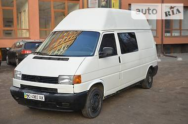 Volkswagen T4 (Transporter) пасс. 1996 в Ивано-Франковске