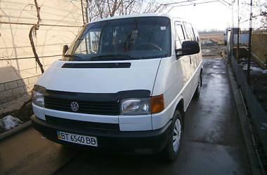 Volkswagen T4 (Transporter) пасс. 1993 в Новотроицком