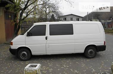 Volkswagen T4 (Transporter) пасс. 2000 в Харкові