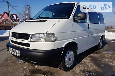 Volkswagen T4 (Transporter) пасс. KOCA 75kWt 2003
