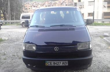 Volkswagen T4 (Transporter) пасс. 1995 в Ивано-Франковске