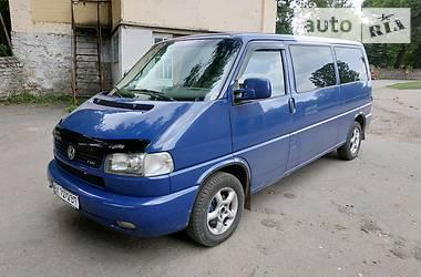 Volkswagen T4 (Transporter) пасс. 2003 в Староконстантинове