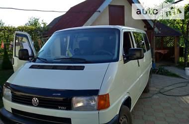 Volkswagen T4 (Transporter) пасс. 1997 в Стрые