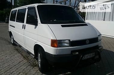 Volkswagen T4 (Transporter) пасс. 1996 в Черновцах